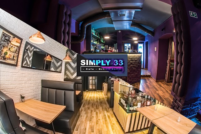 Simply 33 Bar & Grill
