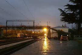 Железнодорожная станция  Kutaisi