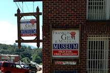 Franklin Gem and Mineral Museum, Franklin, United States