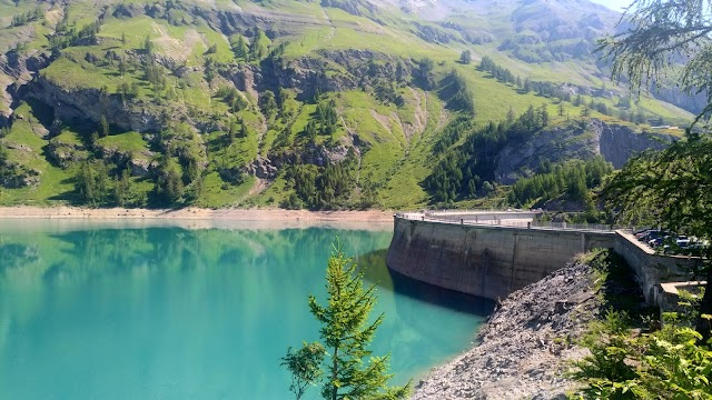 Lac de Tseuxier