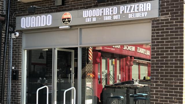 Quando Wood-Fired Pizzeria