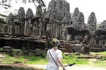 Angkor Cycling Tour, Siem Reap, Cambodia