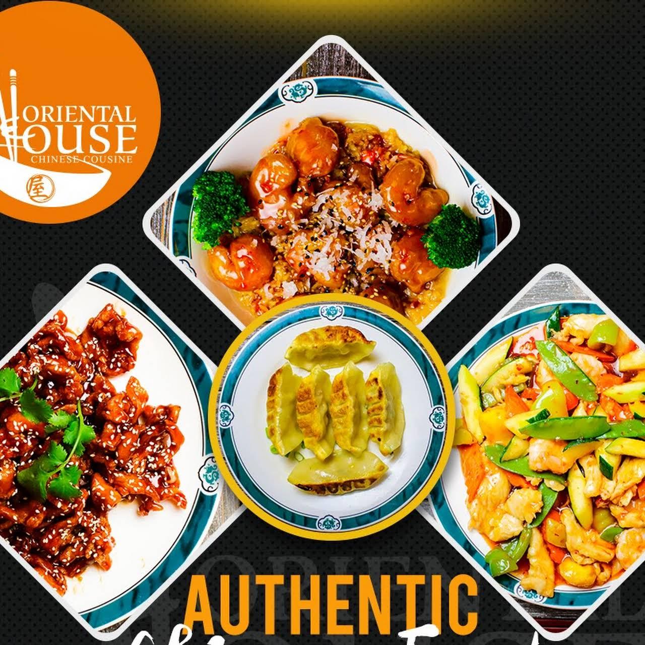 Oriental House - Asian Fusion Restaurant in Yuma