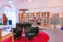 Malmo City Library, Malmo, Sweden