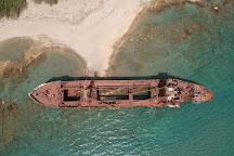 Shipwreck Dimitrios, Gytheio, Greece