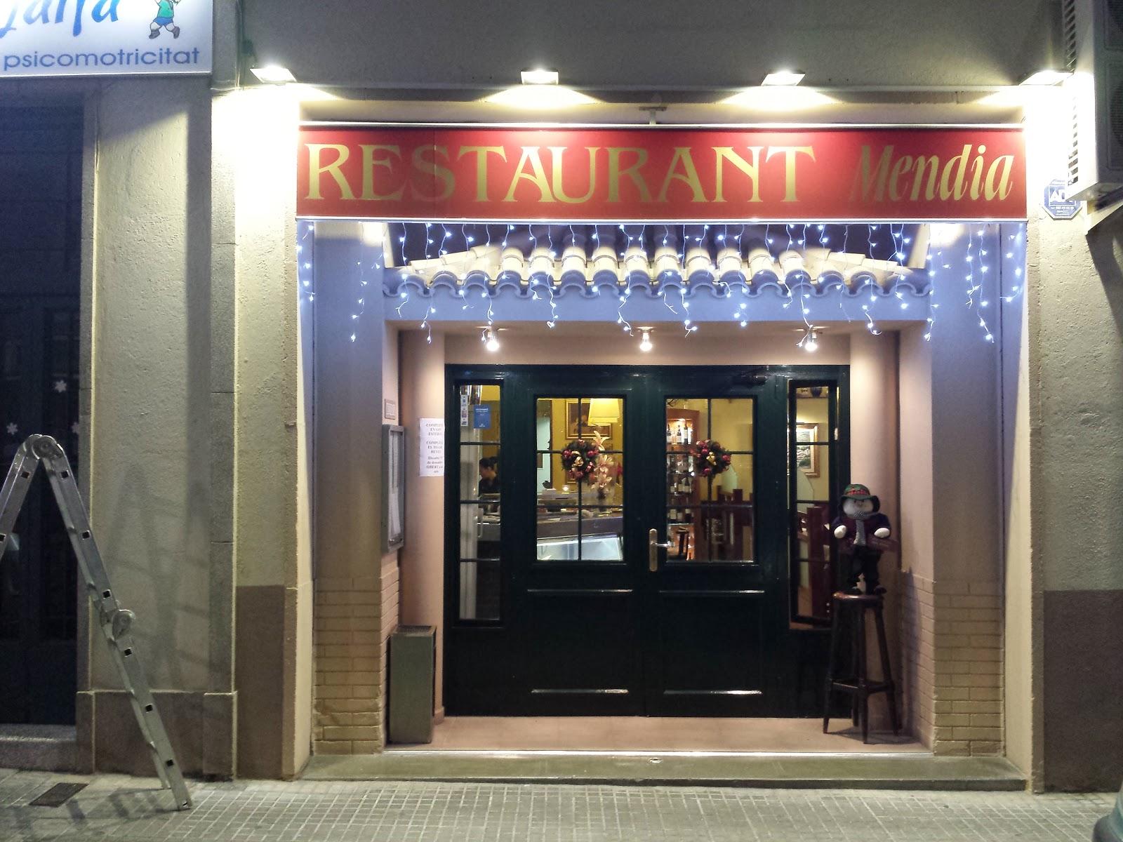 Restaurant Mendia