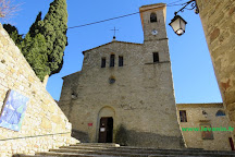 Eglise Saint Jean Baptiste, Coaraze, France