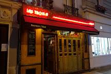 Les Trois 8, Paris, France