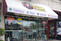 1up Collectibles, West Reading, United States