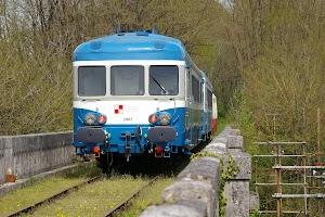 Gare de Confolens - Vélorail et Train de Charente-Limousine
