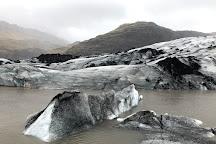 Mýrdalsjökull, Vik, Iceland