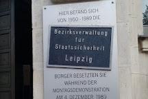 Museum in der Runden Ecke (Museum in the Round Corner), Leipzig, Germany