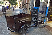 Happy Rental Bike, Barcelona, Spain