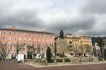 Saint-Nicolas Square, Bastia, France