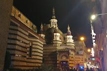Parish Church of Sant Roma, Lloret de Mar, Spain