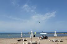 Playa de la Escollera Norte, Denia, Spain