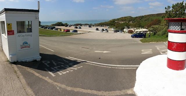 The Needles Car Park