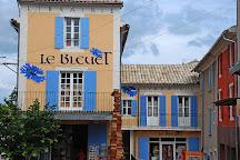 Librairie le Bleuet, Banon, France