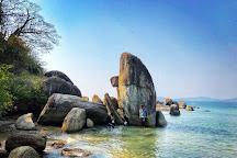 Rock Formations, Agonda, India