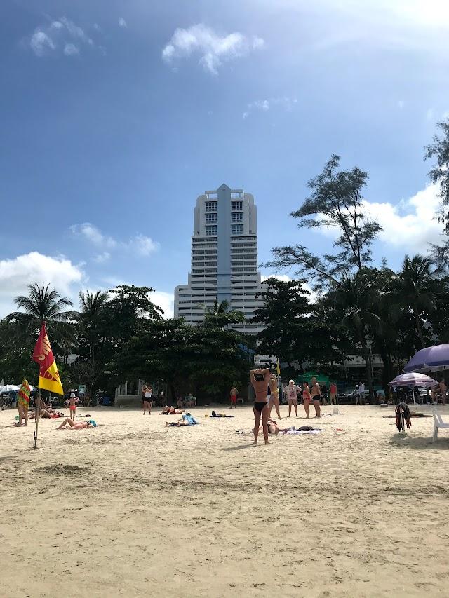 Patong Tower Condo Rental