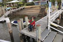 The Riverboat Postman, Brooklyn, Australia