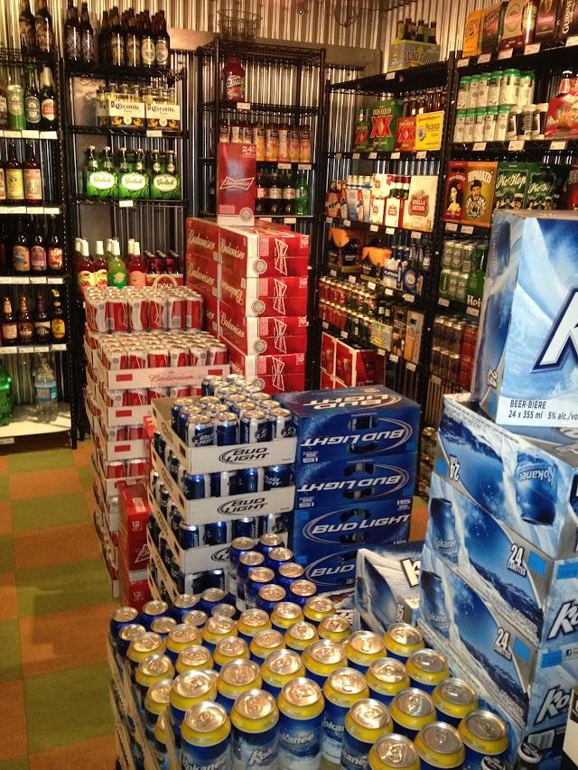Bird Liquor Store