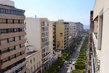 Paseo de Almeria, Almeria, Spain