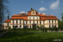 Zamek Jemniste, Postupice, Czech Republic