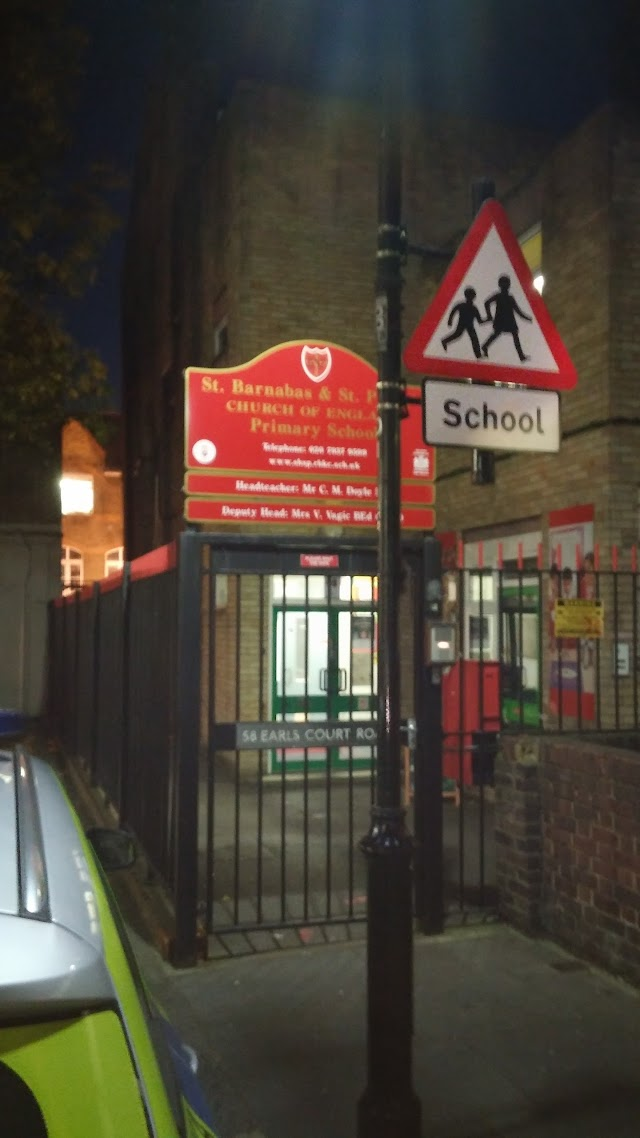 Saint Barnabas and St. Philip's Church of England Primary School