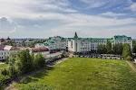 Дом Правительства на фото Ханты-Мансийска