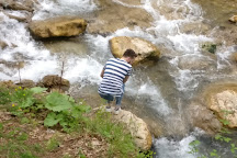 Skra Waterfalls, Skra, Greece