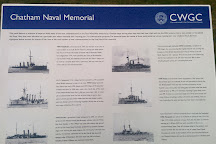 Chatham Naval Memorial, Gillingham, United Kingdom