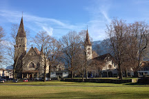 Schlosskirche, Interlaken, Switzerland