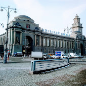 Железнодорожная станция  Kievsky Rail Terminal
