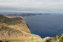 Pico do Facho viewpoint, Canical, Portugal