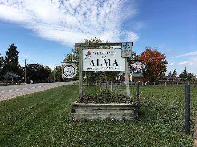 Alma, ON