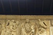 Iglesia y Museo de Santiago, Carrion de los Condes, Spain