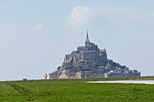 Mont Saint-Michel Bay, Mont-Saint-Michel, France