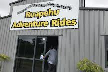 Ruapehu Adventure Rides, Raurimu, New Zealand
