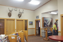 West Yellowstone Visitor Information Center, Yellowstone National Park, United States