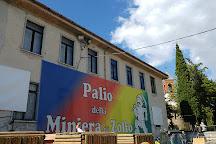 Museo Comunale della Miniera di Zolfo di Cabernardi, Sassoferrato, Italy
