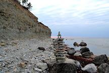 Panga Cliff, Panga, Estonia