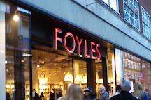 Foyles, London, United Kingdom