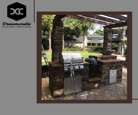 Orlando FL Outdoor Kitchen Installations