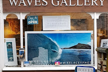 Waves Gallery, Porthleven, United Kingdom