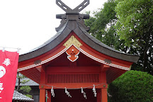 Nariha Shrine, Handa, Japan