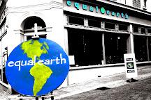 Equal Earth, Gravesend, United Kingdom
