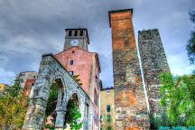 Brandales Tower, Savona, Italy