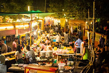 The Saturday Night Market, Arpora, India