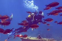Amorgos Diving Center, Aegiali, Greece